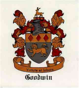 Goodwin Coat of Arms